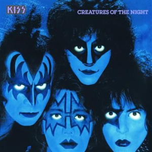 Kiss - Creatures Of The Night (Vinyl) IMPORT in the group Campaigns / BlackFriday2020 at Bengans Skivbutik AB (1013508)
