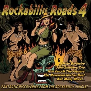 Blandade Artister Rockabilly Roads 4