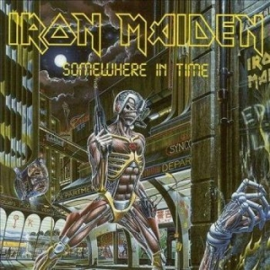 Iron Maiden - Somewhere In Time in the group BF2019 at Bengans Skivbutik AB (1113665)