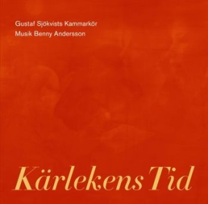 Gustaf Sjökvists Kammarkör - Kärlekens Tid in the group CD / Pop at Bengans Skivbutik AB (1485745)