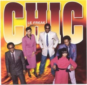 Chic - Le Freak in the group CD / RNB, Disco & Soul at Bengans Skivbutik AB (1721187)