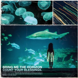 Bring Me The Horizon - Count Your Blessings in the group Minishops / Bring Me The Horizon at Bengans Skivbutik AB (1793646)