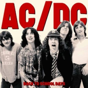 AC/DC - Back To School Days (2Lp) in the group VINYL / Rock at Bengans Skivbutik AB (1802335)