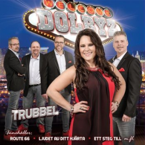 Dolbyz - Trubbel in the group CD / Upcoming releases / Schlager at Bengans Skivbutik AB (1926873)