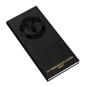 Manchester United - Dairies 2107 in the group OTHER / Merchandise at Bengans Skivbutik AB (2212129)