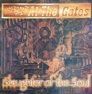 At The Gates - Slaughter Of The Soul (US Import) in the group Julspecial19 at Bengans Skivbutik AB (2304208)