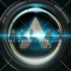All 4 1 - The World's Best Hope in the group CD / Upcoming releases / Rock at Bengans Skivbutik AB (2479485)