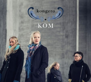 Kongero - Kom in the group CD / Worldmusic/ Folkmusik at Bengans Skivbutik AB (2486198)