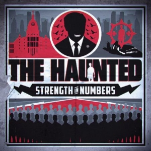Haunted The - Strength In Numbers (Ltd Silver Vinyl) in the group Campaigns / Vinyl Sale / Winter Sale at Bengans Skivbutik AB (2520551)