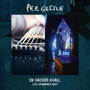 Per Gessle - En Vacker Kväll in the group CD / Popular Swedish Artists On CD at Bengans Skivbutik AB (2890105)