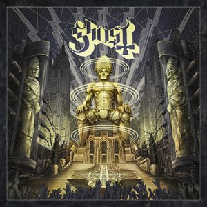 Ghost - Ceremony and Devotion 2LP (Import Black Vinyl) in the group VINYL / Hårdrock/ Heavy metal at Bengans Skivbutik AB (3140030)