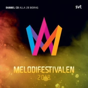 Blandade Artister - Melodifestivalen 2018 in the group Campaigns / Melodifestivalen at Bengans Skivbutik AB (3145375)