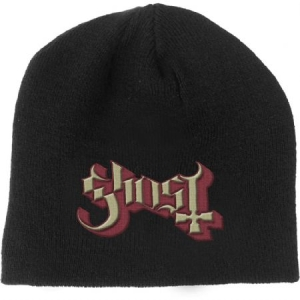 Ghost - Ghost Logo Beanie in the group Campaigns / Musicstuff & Clothes at Bengans Skivbutik AB (3165426)