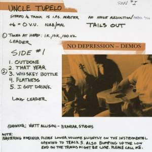 Uncle Tupelo - No Depression - Rarities