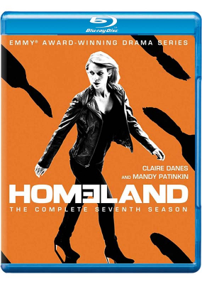 Homeland S7 in the group OTHER / Movies DVD-Bluray at Bengans Skivbutik AB (3241449)