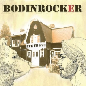 Bodinrocker - Eye To Eye in the group VINYL / Upcoming releases / Pop at Bengans Skivbutik AB (3264195)