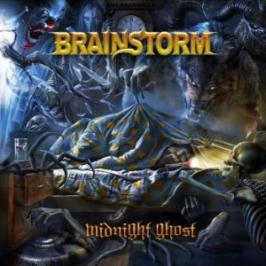 Brainstorm - Midnight Ghost (Ltd. Cd+Dvd Digiboo in the group CD at Bengans Skivbutik AB (3277374)