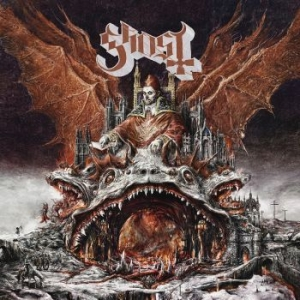 Ghost - Prequelle (Scand Dlx 2 Bonus Tracks in the group CD / Upcoming releases / Pop at Bengans Skivbutik AB (3311296)