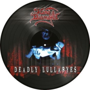 King Diamond - Deadly Lullabies-Live (2Lp Picture in the group VINYL / Vinyl Hard Rock at Bengans Skivbutik AB (3312419)