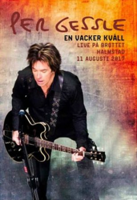 Per Gessle - En Vacker Kväll Live På Brottet Halmstad 2017 in the group OTHER / Music-DVD at Bengans Skivbutik AB (3322051)