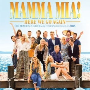 Filmmusik - Mamma Mia! Here We Go Again in the group CD / Upcoming releases / Soundtrack/Musical at Bengans Skivbutik AB (3331291)