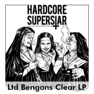 Hardcore Superstar - You Can't Kill My Rock 'n Roll (Ltd in the group Campaigns / Vinyl Sale / Winter Sale at Bengans Skivbutik AB (3398371)