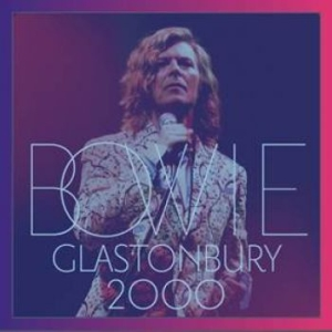 David Bowie - Glastonbury 2000 (Ltd. 2Cd/1Dv in the group CD at Bengans Skivbutik AB (3460678)