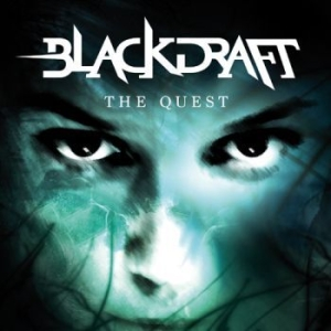 Blackdraft - Quest The in the group CD / Hårdrock/ Heavy metal at Bengans Skivbutik AB (3464114)