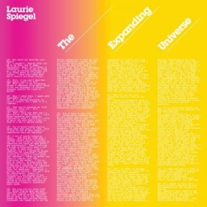 Laurie Spiegel - The Expanding Universe in the group CD / Dans/Techno at Bengans Skivbutik AB (3466072)