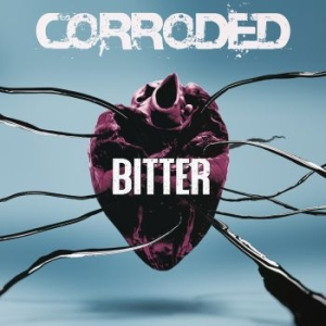 Corroded - Bitter (Jewelcase) in the group CD / Hårdrock/ Heavy metal at Bengans Skivbutik AB (3466357)