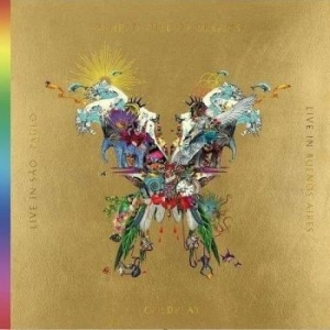 Coldplay - Live In Buenos Aires / Live In in the group Minishops / Coldplay at Bengans Skivbutik AB (3469902)