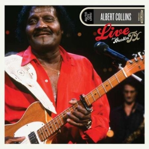 Collins Albert - Live From Austin Tx in the group VINYL / Jazz/Blues at Bengans Skivbutik AB (3478191)