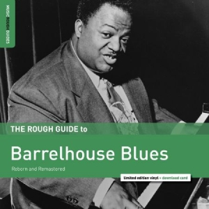 Blandade Artister - Rough Guide To Barrelhouse Blues in the group VINYL / Jazz/Blues at Bengans Skivbutik AB (3487785)