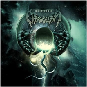 Obscura - Omnivium (Yellow Vinyl) in the group VINYL at Bengans Skivbutik AB (3491827)