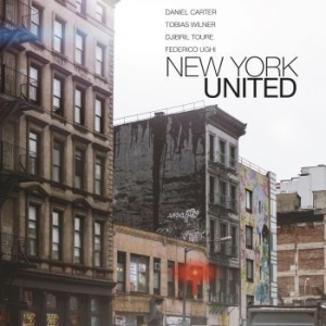 Carter, Wilner, Toure, Ughi - New York United in the group VINYL / Jazz/Blues at Bengans Skivbutik AB (3496066)
