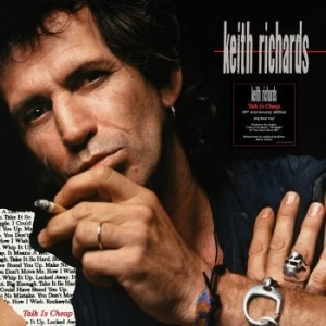 Keith Richards - Talk Is Cheap (Vinyl) in the group Campaigns / Weekly Releases / Week 13 / VINYL W.13 / POP /  ROCK at Bengans Skivbutik AB (3497066)