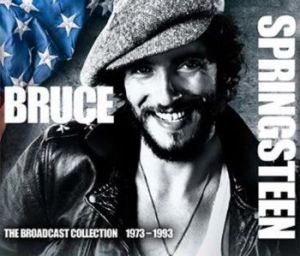 Springsteen Bruce - The Broadcast Collection 1973-1993 in the group CD / Rock at Bengans Skivbutik AB (3513335)