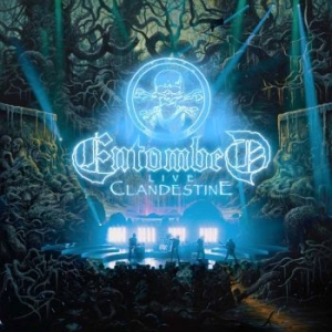 Entombed - Clandestine - Live in the group Julspecial19 at Bengans Skivbutik AB (3522722)