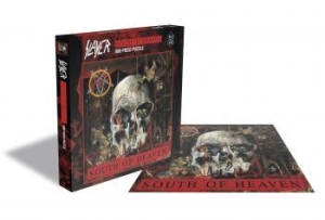 Slayer - South Of Heaven Puzzle in the group Julspecial19 at Bengans Skivbutik AB (3532035)