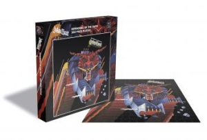Judas Priest - Defenders Of The Faith Puzzle in the group Minishops / Judas Priest at Bengans Skivbutik AB (3532037)