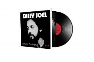 Joel Billy - Live At Carnegie Hall 1977 in the group VINYL at Bengans Skivbutik AB (3556207)