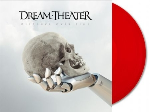 Dream Theater - Distance Over Time (Ltd Bengans Red Vinyl) 2LP + CD in the group Campaigns / Weekly Releases /  / Metal  at Bengans Skivbutik AB (3590805)