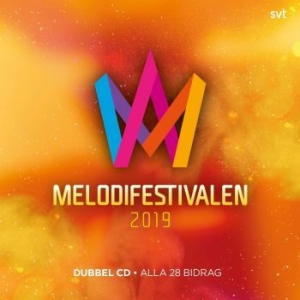 Blandade Artister - Melodifestivalen 2019 in the group CD / Popular Swedish Artists On CD at Bengans Skivbutik AB (3604424)