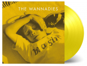 Wannadies - Be A Girl (Ltd Transparent Yellow Vinyl) in the group Campaigns / Weekly Releases / Week 12 / VINYL W.12 / POP /  ROCK at Bengans Skivbutik AB (3610916)