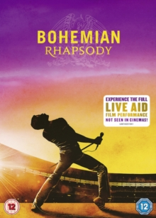 Queen - Bohemian Rhapsody in the group OTHER / Music-DVD at Bengans Skivbutik AB (3632568)