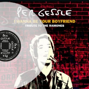 Per Gessle - I wanna be your boyfriend tribute to the Ramones clear Vinyl in the group Julspecial19 at Bengans Skivbutik AB (3633013)