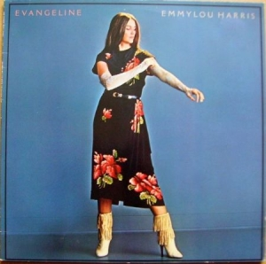 Emmylou Harris - Evangeline (Vinyl) in the group VINYL / Upcoming releases / Country at Bengans Skivbutik AB (3653862)