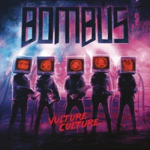 Bombus - Vulture Culture in the group VINYL / Vinyl Popular at Bengans Skivbutik AB (3674873)
