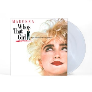 Madonna - Who's That Girl (Ltd. Vinyl Cl in the group Julspecial19 at Bengans Skivbutik AB (3675790)