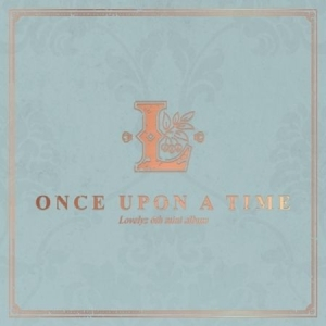 Lovelyz - Once Upon a Time (Limited Edition) in the group Campaigns / K Pop at Bengans Skivbutik AB (3736364)